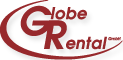 Logo Globe Rental